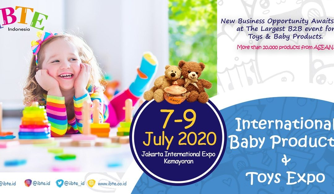 International Baby Products & Toys Expo